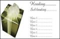 Business card design - Gold Gift